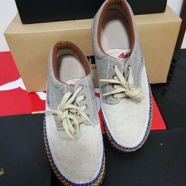 Indian(インディアン)のインディアン スニーカー メンズの靴/シューズ(スニーカー)の商品写真
