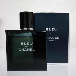 シャネル(CHANEL)のシャネル ブルー ドゥ シャネル プールオム オードトワレ 50ml(香水(男性用))