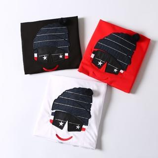 モンクレール(MONCLER)のTシャツ 2枚 4割引き プリント MONCLER モンクレール(Tシャツ/カットソー(半袖/袖なし))