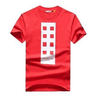 モンクレール(MONCLER)のTシャツ プリント かっこいい モンクレール MONCLER(Tシャツ/カットソー(半袖/袖なし))