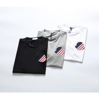 モンクレール(MONCLER)のTシャツ 人気もの プリント モンクレール MONCLER(Tシャツ/カットソー(半袖/袖なし))