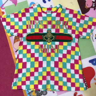 ヒステリックミニ(HYSTERIC MINI)のヒステリックミニ  Tシャツ 100(Tシャツ/カットソー)
