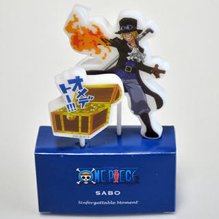 ONE PIECE CANDLE/ACE SABO キャンドル!