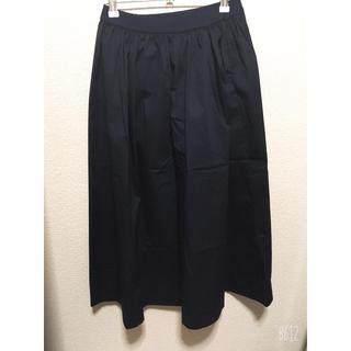ユニクロ(UNIQLO)のユニクロ  フレアスカート(ひざ丈スカート)