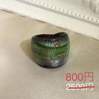ベネチアンガラス風リング[br2](リング(指輪))