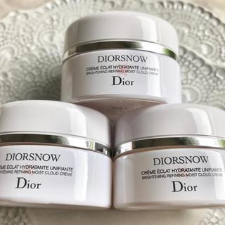 Dior - 【12,636円分】ディオールスノー ブライトニングモイストクリーム 美白