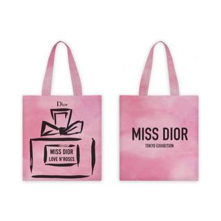 ディオール(Dior)のミス ディオール トート バッグ ノベルティ 非売品(トートバッグ)