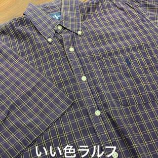 ラルフローレン(Ralph Lauren)のラルフローレン ボタンダウンシャツ(シャツ)