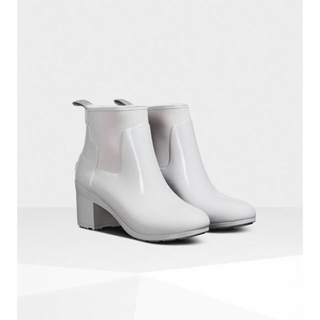《新品未使用》HUNTER ハンター ブーツ ショートブーツ