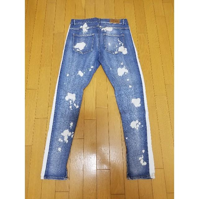 FEAR OF GOD(フィアオブゴッド)のLakenzie デニム パンツ ブリーチ メンズのパンツ(デニム/ジーンズ)の商品写真