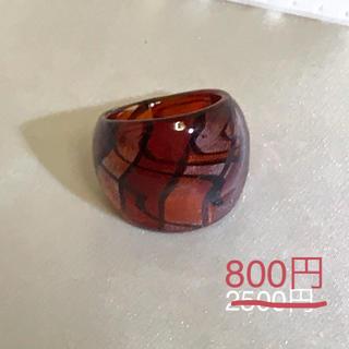 ガラスリング[br7](リング(指輪))