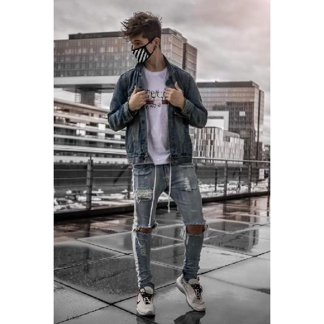 FEAR OF GOD(フィアオブゴッド)のLakenzie  デニム パンツ メンズのパンツ(デニム/ジーンズ)の商品写真