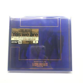 サンダイメジェイソウルブラザーズ(三代目 J Soul Brothers)の三代目 J SOUL BROTHERS 初回限定版 CD(ミュージック)