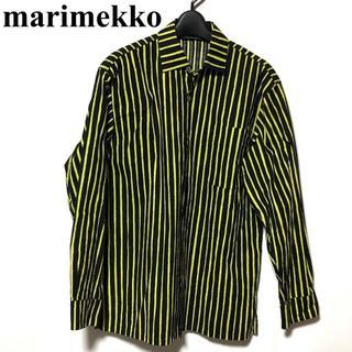 マリメッコ(marimekko)のマリメッコ ヨカポイカ ピッコロ ストライプシャツ/marimekko (シャツ)