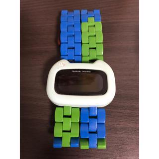 ツモリチサト(TSUMORI CHISATO)のツモリチサト時計(腕時計)