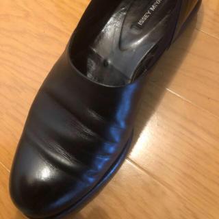 ISSEY MIYAKE - イッセイミヤケ 革靴 ローファー