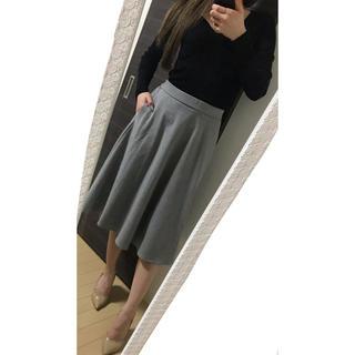 ジーユー(GU)の☆超美品!フレアロングスカート☆(ロングスカート)