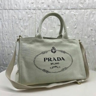 プラダ(PRADA)のPRADA プラダ カナパ トートバッグ  M(トートバッグ)