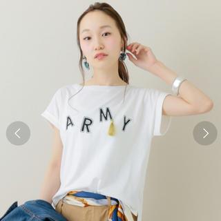 アーバンリサーチ(URBAN RESEARCH)のURタッセルTシャツ(Tシャツ(半袖/袖なし))