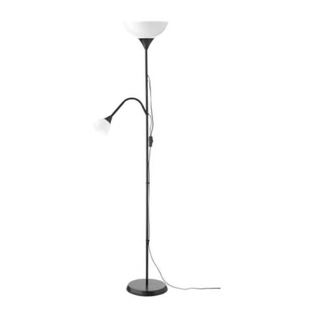 IKEA(イケア)のスタンドライト インテリア/住まい/日用品のライト/照明/LED(フロアスタンド)の商品写真