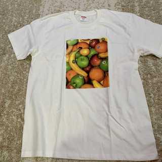 シュプリーム(Supreme)のSupreme Fruit Tee Tee 白M(Tシャツ/カットソー(半袖/袖なし))