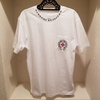 クロムハーツ(Chrome Hearts)のCHROME HEARTS・クロムハーツ・Tシャツ・メンズ(Tシャツ/カットソー(半袖/袖なし))