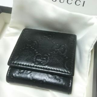 グッチ(Gucci)のGUCCI・GG柄コインケース(コインケース/小銭入れ)