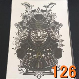 126タトゥーシール