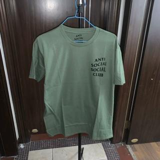 アンチ(ANTI)のAnti social social club Tシャツ Mサイズ (Tシャツ/カットソー(半袖/袖なし))