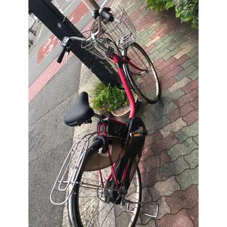 パナソニック(Panasonic)のパナソニック電動自転車(自転車本体)