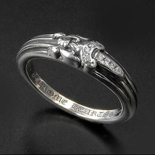 クロムハーツ(Chrome Hearts)のクロムハーツ ベイビークラシックダガーリング(リング(指輪))