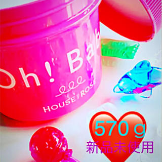 ハウスオブローゼ(HOUSE OF ROSE)のハウスオブローゼ♡Oh!Baby  N. [570g](ボディスクラブ)