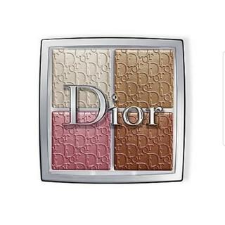 ディオール(Dior)のDior バックステージフェイスグロウパレット(チーク)