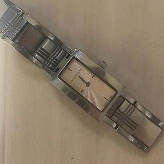 BURBERRY - 【電池交換済】Burberry BU4208 クオーツ式腕時計  正規品 美品