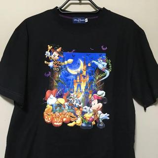 ディズニー(Disney)のDisney ディズニー ミッキー HELLOWEEN(Tシャツ/カットソー(半袖/袖なし))