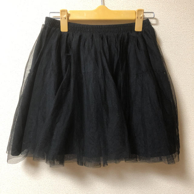 MERCURYDUO(マーキュリーデュオ)のMERCURY DUO チュールスカート レディースのスカート(ミニスカート)の商品写真
