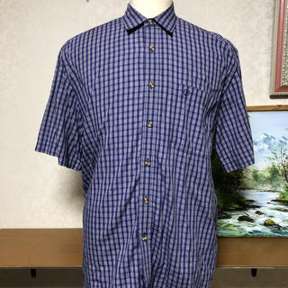 ダンヒル(Dunhill)のダンヒル 半袖 シャツ サイズM 日本サイズXL(シャツ)