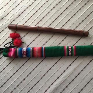 南米の楽器 ケーナ