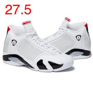 シュプリーム(Supreme)のSupreme Nike Air Jordan 14(スニーカー)