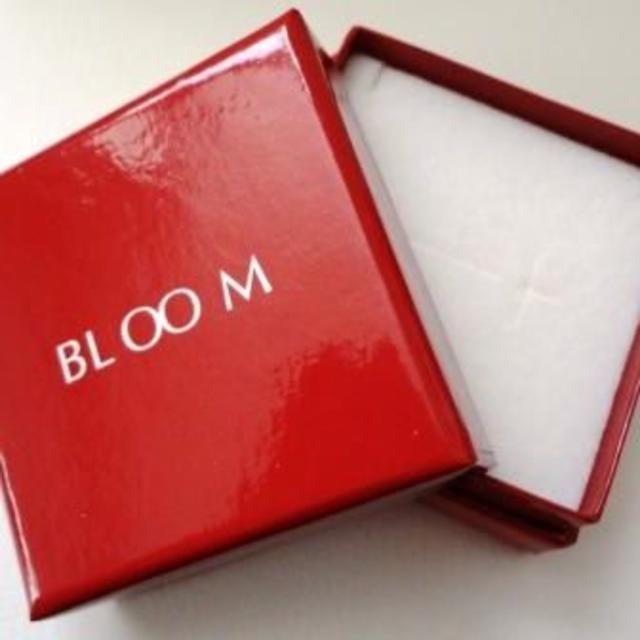 BLOOM(ブルーム)のBLOOMブルーム ハートピンキーリング(箱付) レディースのアクセサリー(リング(指輪))の商品写真