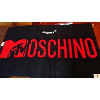 H&M MOSCHINO コラボ/ビーチタオル
