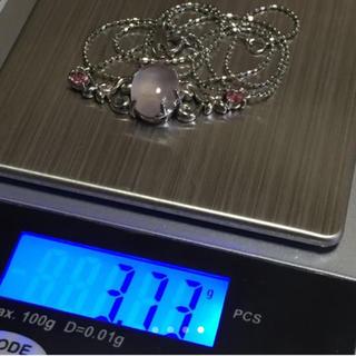 K14ネックレス(6/20  20時まで値下)(ネックレス)