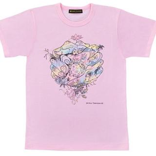 アラシ(嵐)の24時間テレビチャリTシャツ(Tシャツ(半袖/袖なし))