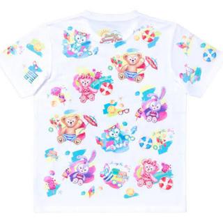 ダッフィー - サニーファンTシャツ
