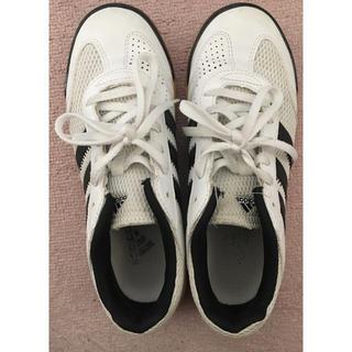 アディダス(adidas)のadidas スニーカー 体育館履 学校指定 関東国際(スクールシューズ/上履き)