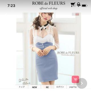 アン(an)のROBE de FLEURS(ナイトドレス)