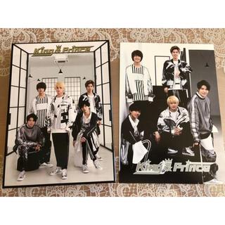 Johnny's - King & Prince CD+DVD 初回A 中古美品 フォトカード付き