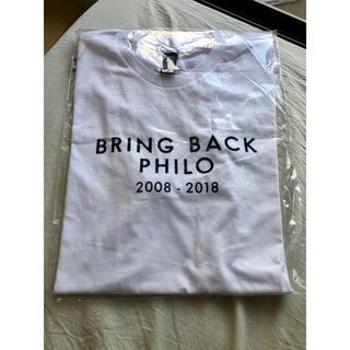 セリーヌ(celine)のセリーヌフィービー・ラバー必見! BRING BACK PHILO Tシャツ S(Tシャツ(半袖/袖なし))