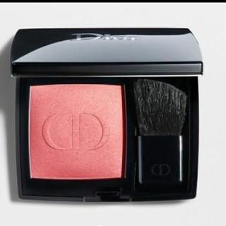 ディオール(Dior)の新品未使用☆ディオール スキン ルージュ ブラッシュ(チーク)