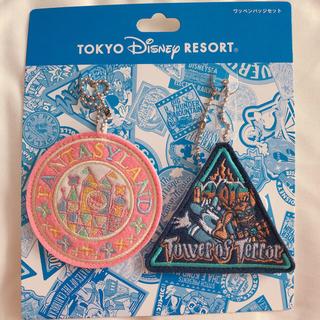 Disney - ディズニー ワッペンバッジセット